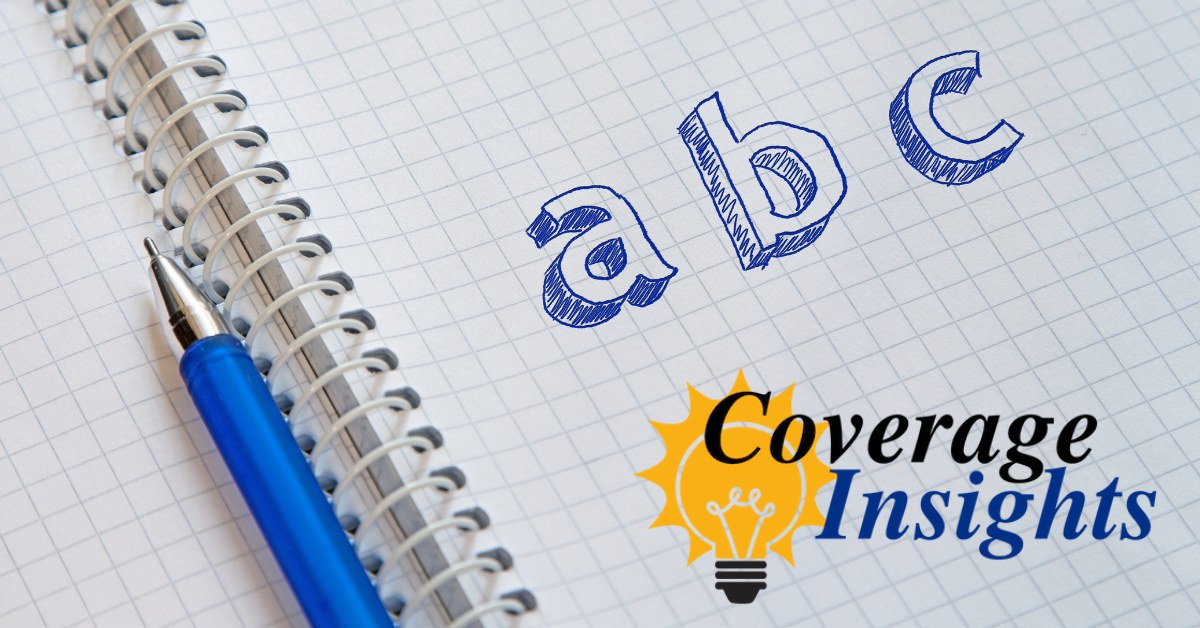 ABCs of Coverage