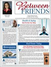 Between Friends Newsletter