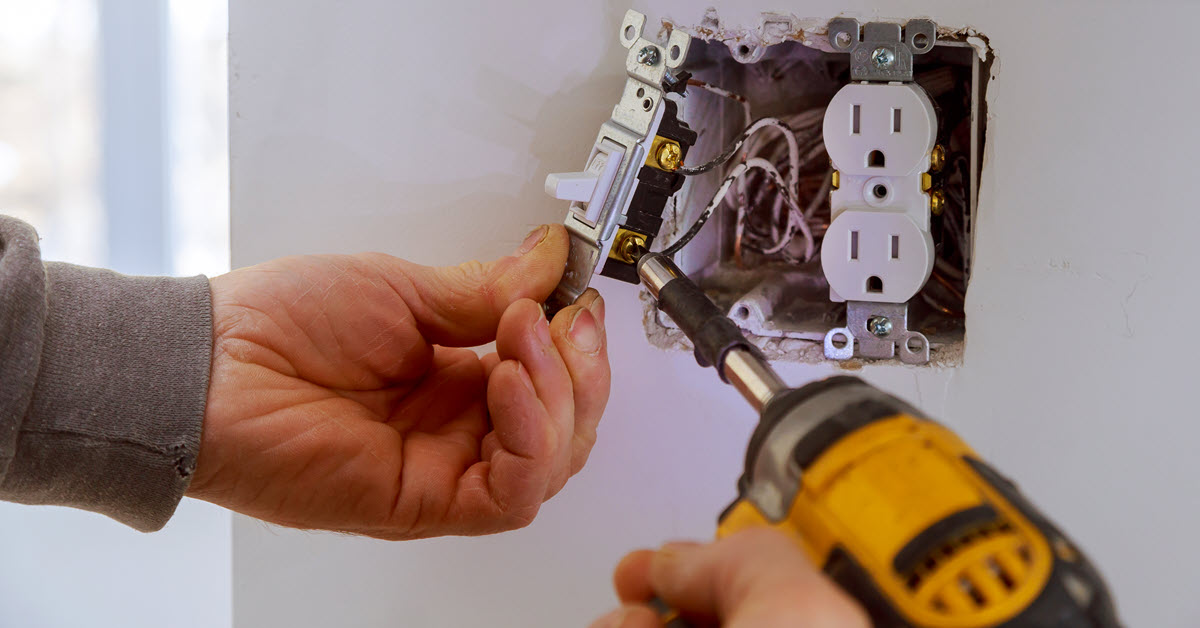 Installing an Electrical Outlet