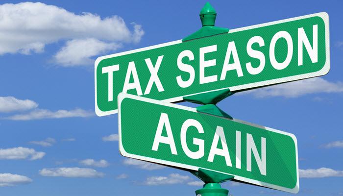 Tax Season Again