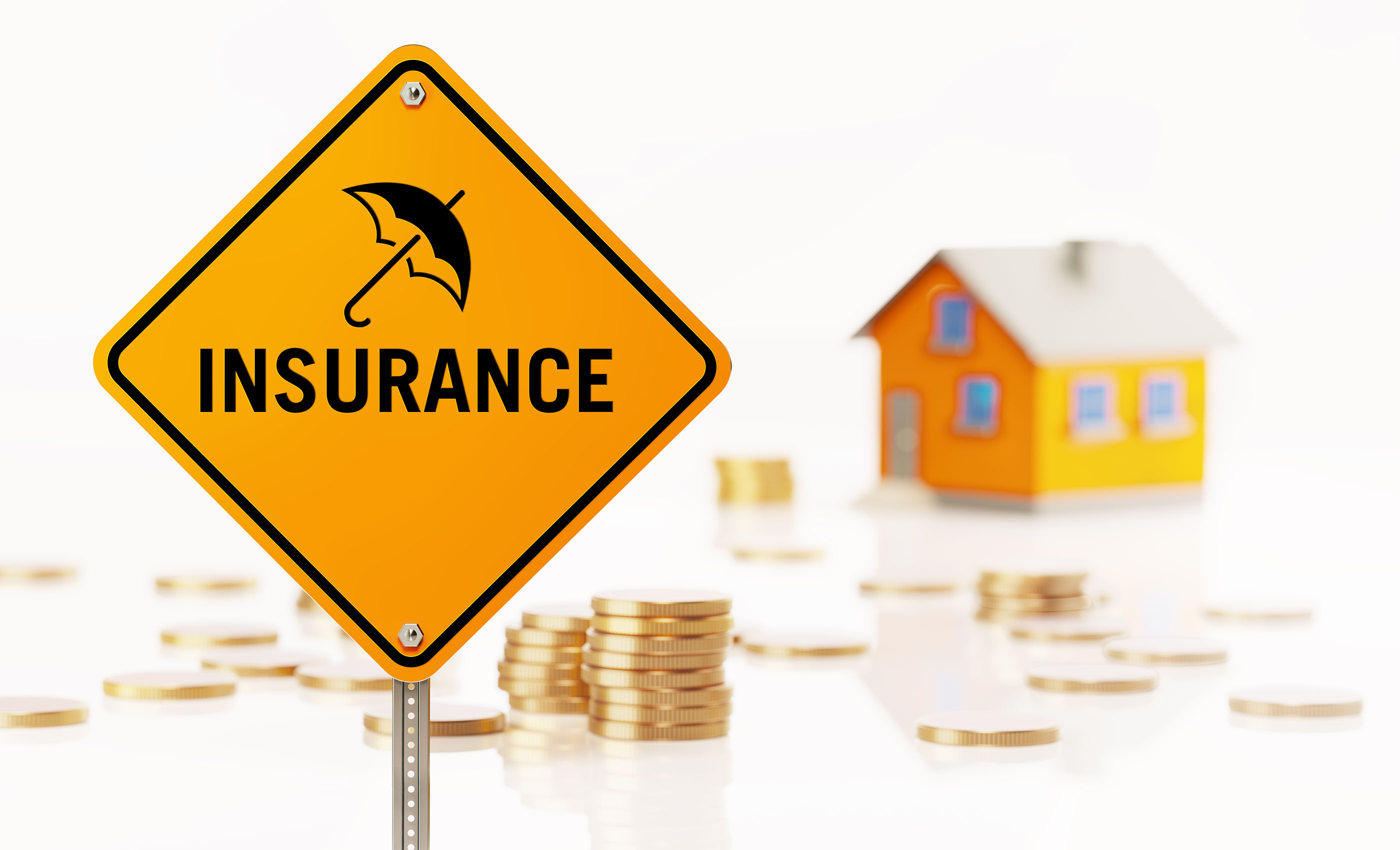 Money being saved by Old Republic Home Protection's homeowner insurance deductible option.