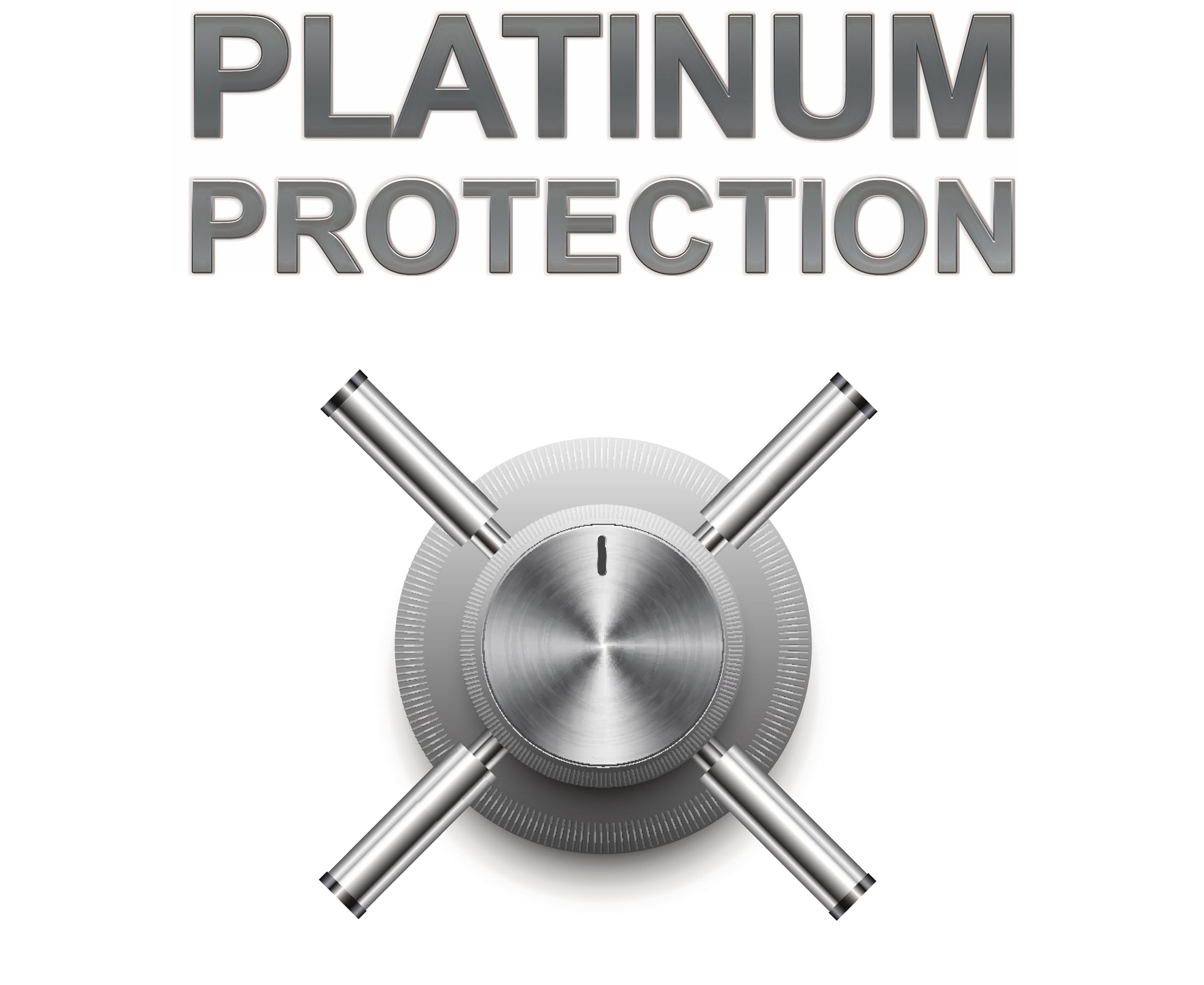 Platinum Protection Logo - Exclusive home warranty coverage from Old Republic Home Protection.